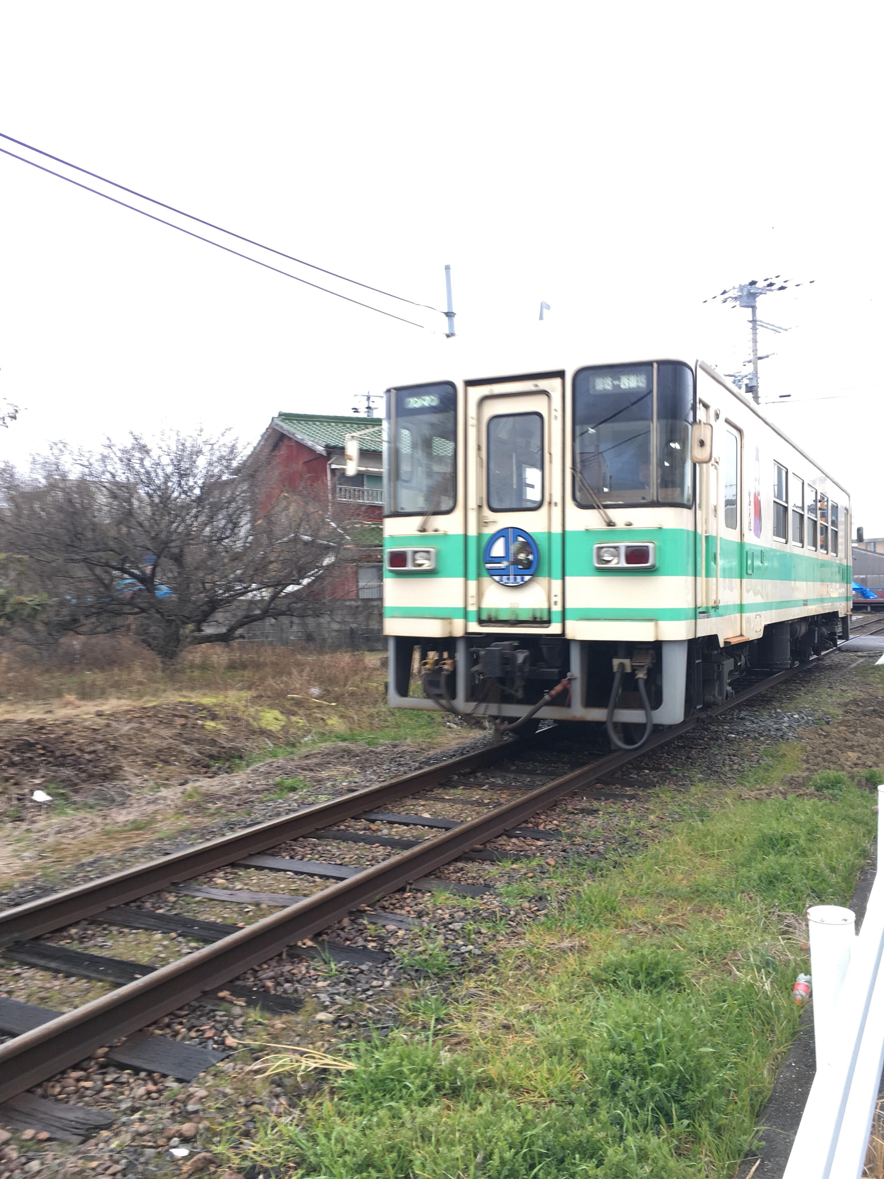 201802_紀州鉄道列車