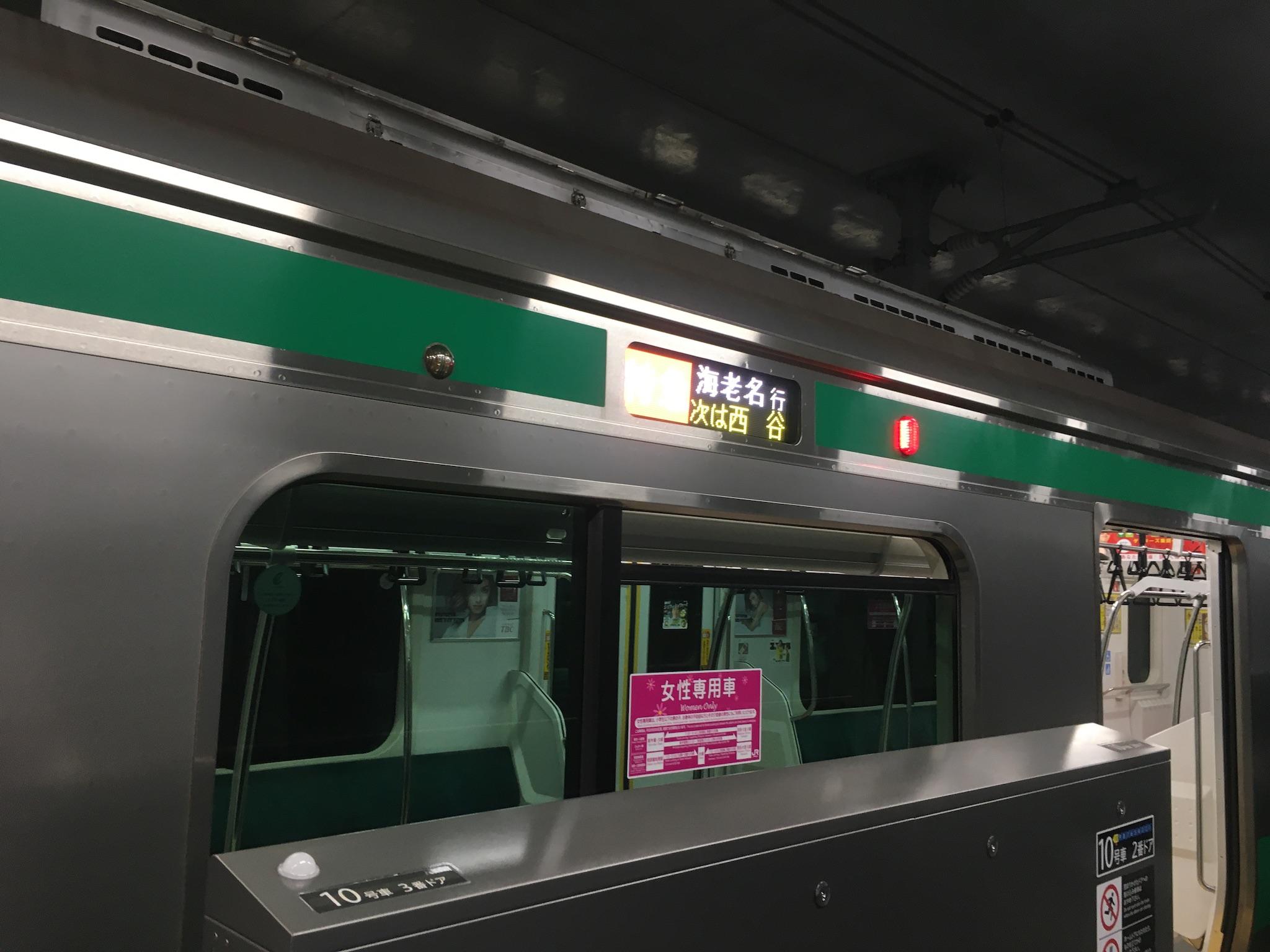 202009_羽沢横浜国大駅_E233系
